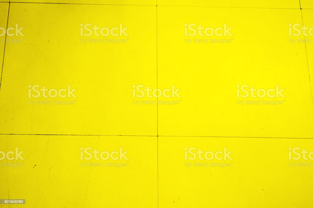 Beautiful yellow background stock photo
