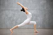 Beautiful Yoga: Warrior one pose