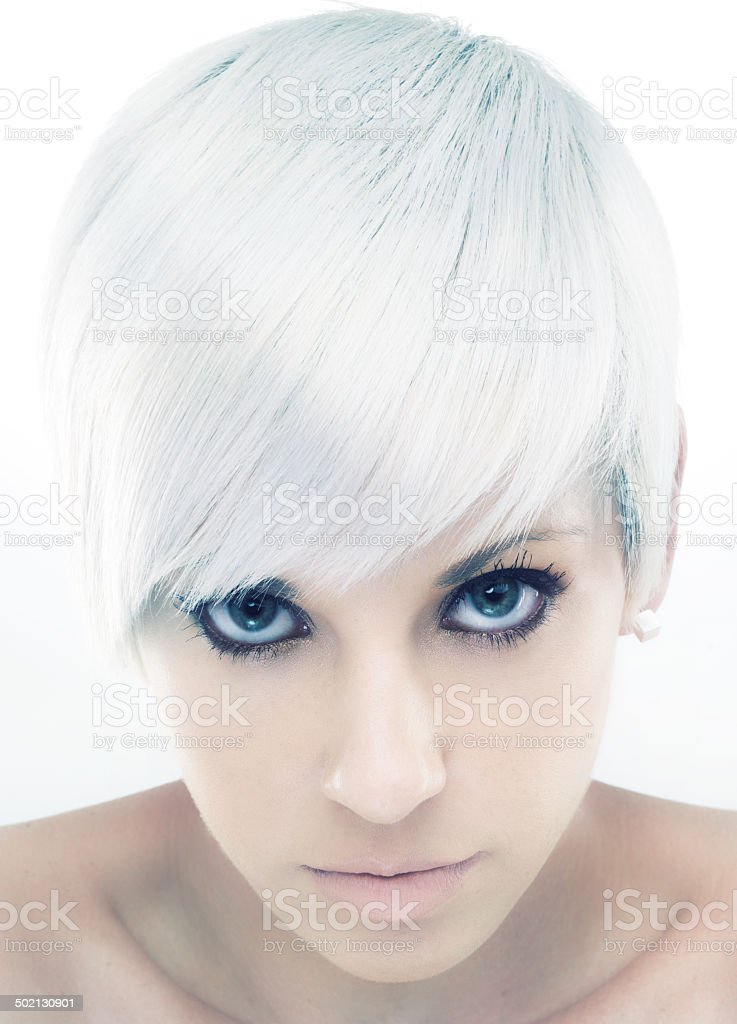 Beautifully futuristic stock photo