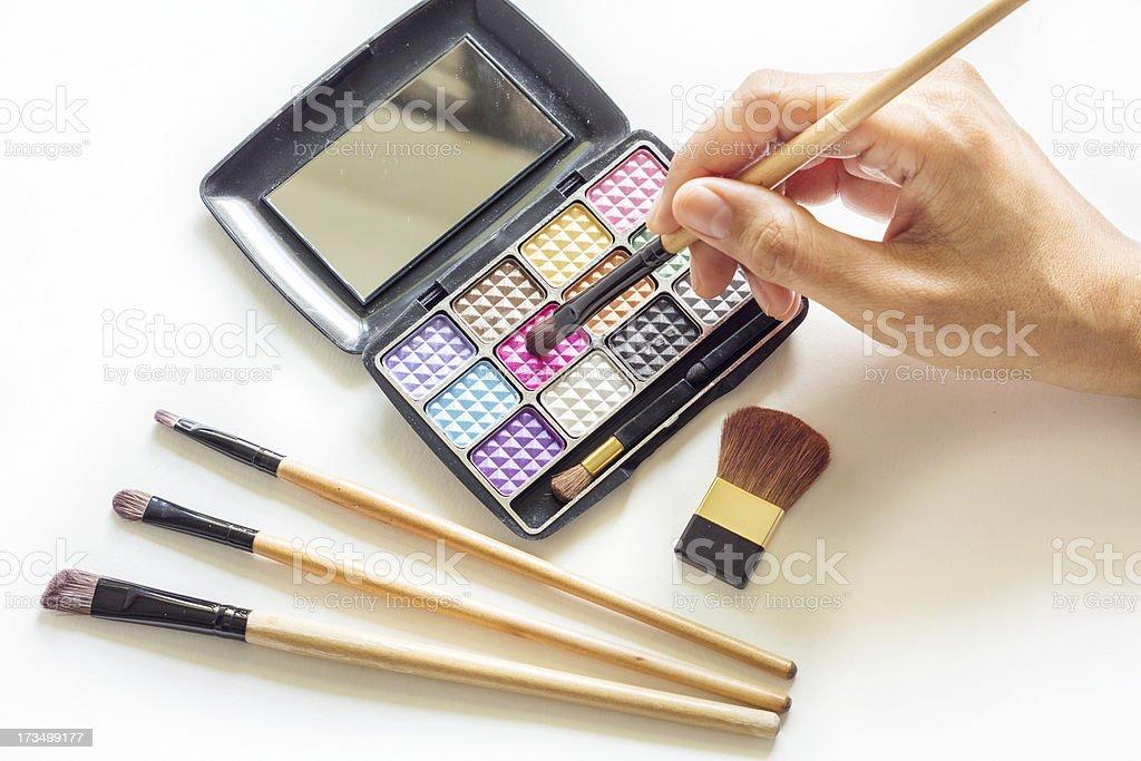 Beautify  and cosmetics . stock photo