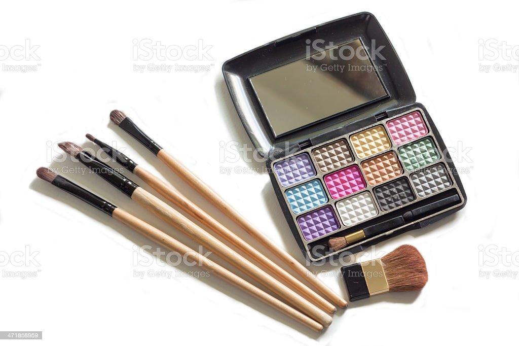 Beautify and cosmetics stock photo