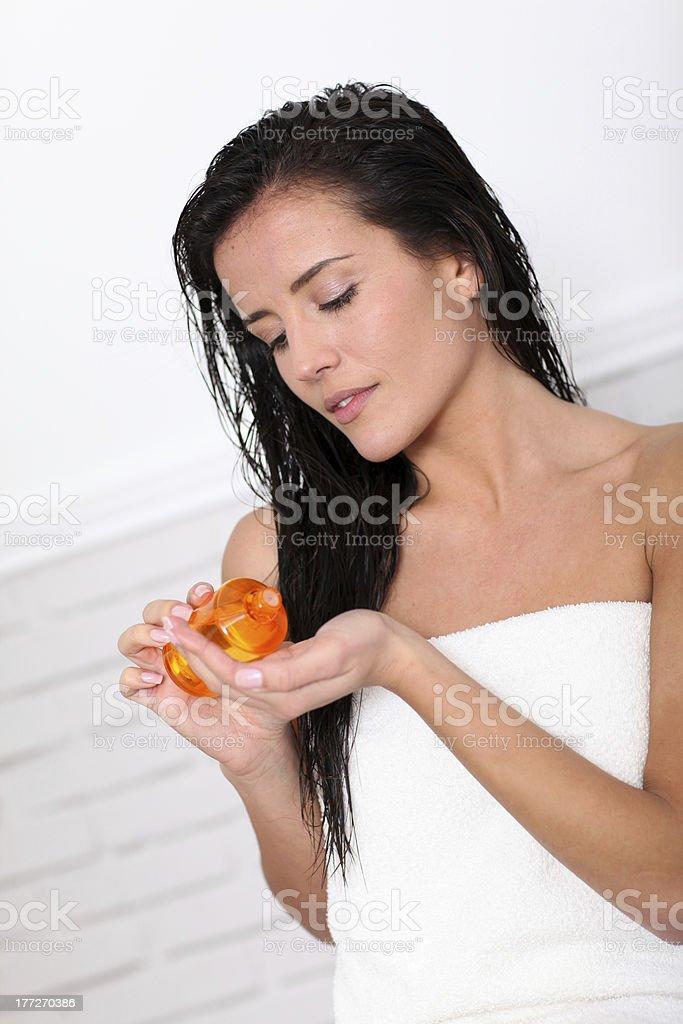 Beauty and cosmetics stock photo