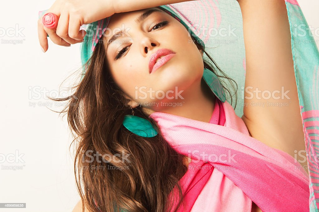 beauty and fashion stock photo