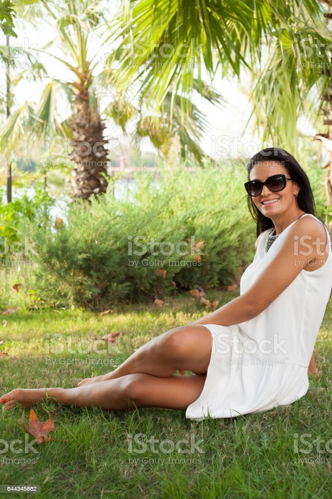 beauty and fashion stock photo