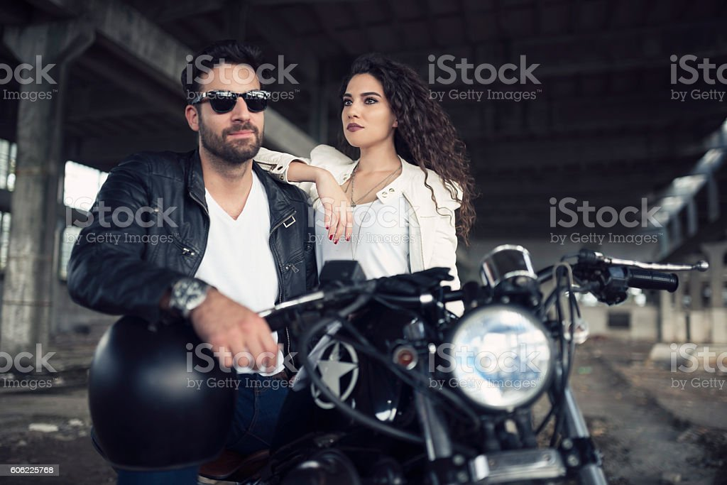 Beauty And The Beast stock photo