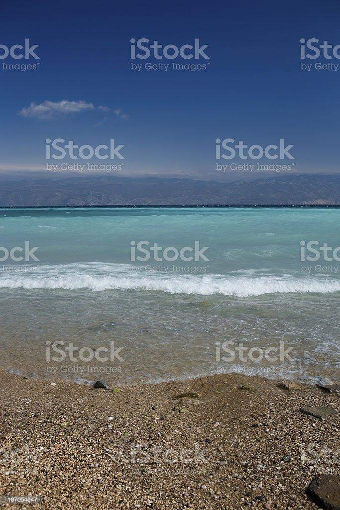 Beauty Beach royalty-free stock photo