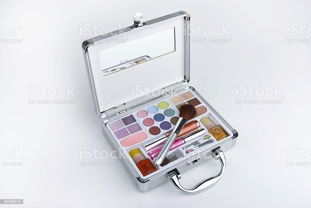 Beauty Box stock photo