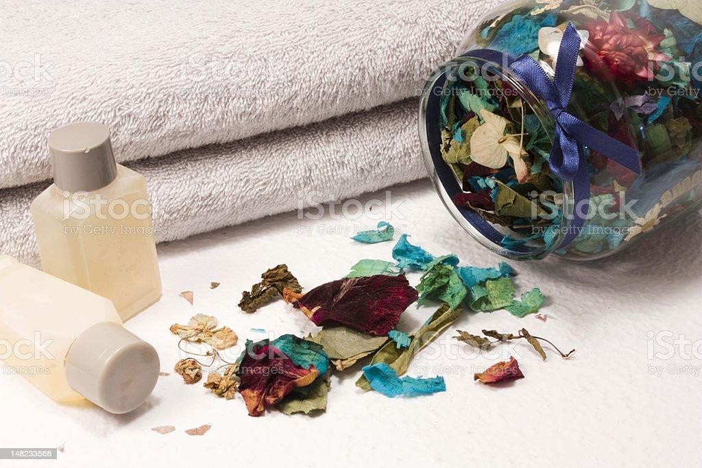 Beauty & Care royalty-free stock photo
