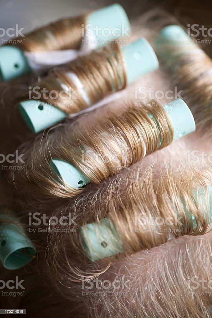 Beauty care. royalty-free stock photo