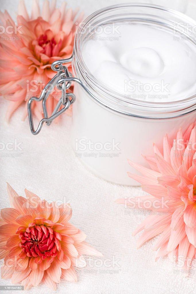 Beauty care royalty-free stock photo