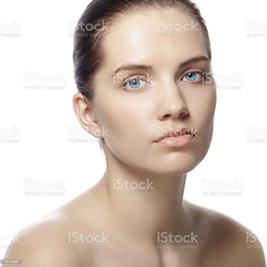 Beauty Face royalty-free stock photo