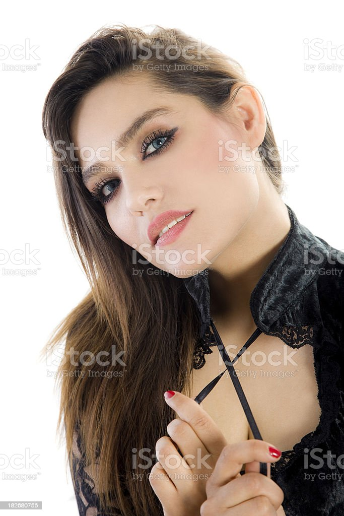 Beauty girl royalty-free stock photo