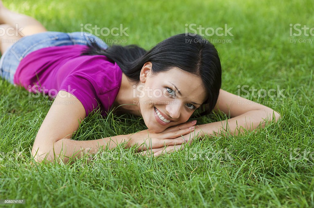 Beauty in nature. stock photo