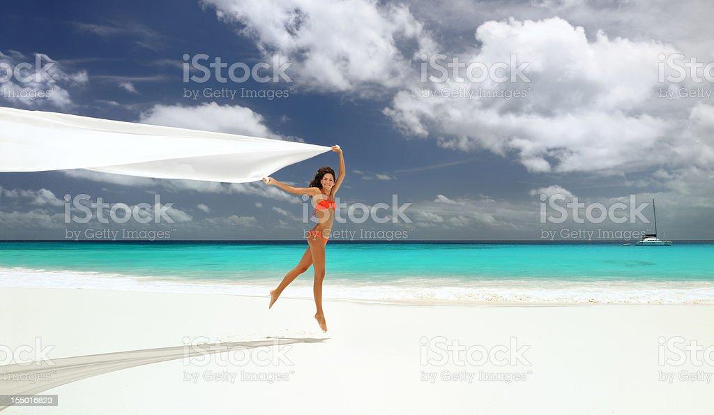 Beauty in Paradise (XXXL) royalty-free stock photo