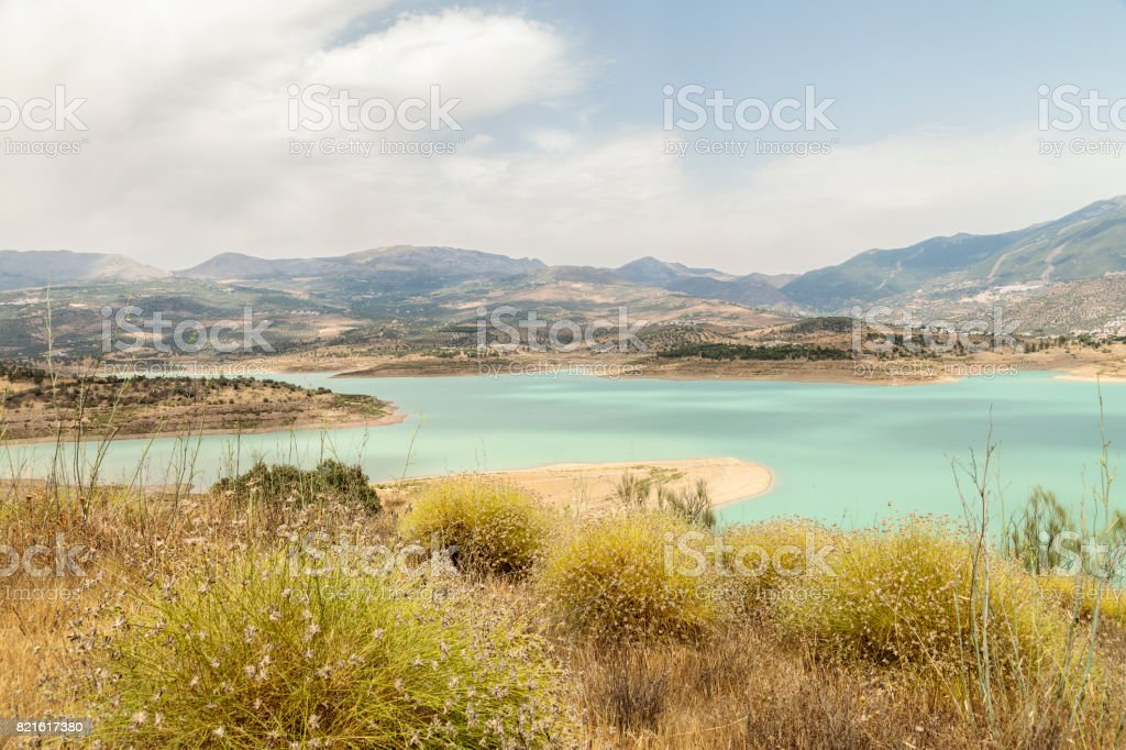 Beauty In The Mountains stock photo