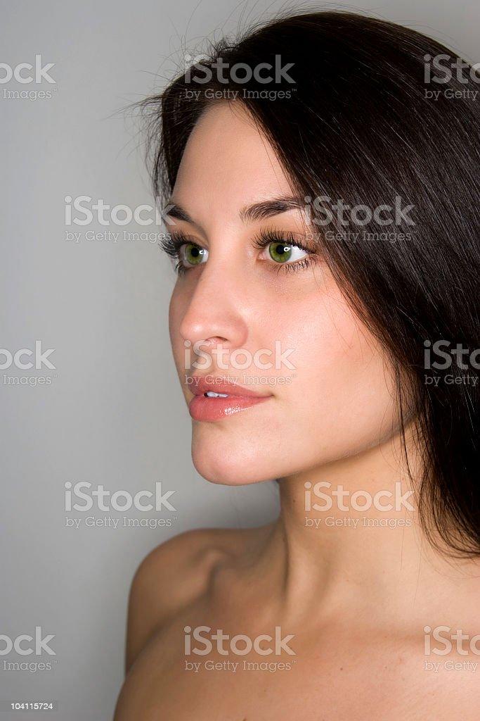 Beauty is Skin Deep royalty-free stock photo