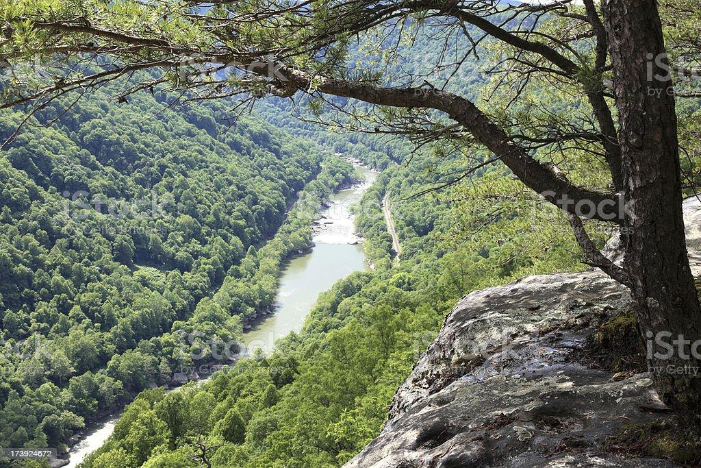 Beauty Mountain royalty-free stock photo