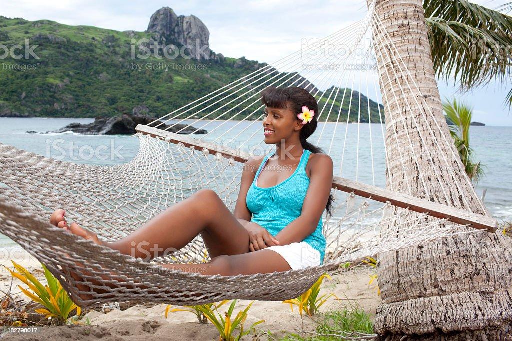 Beauty of Fiji. royalty-free stock photo