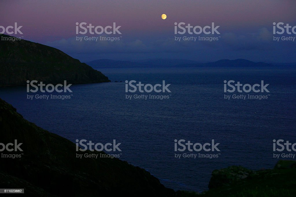 Beauty of Ireland stock photo