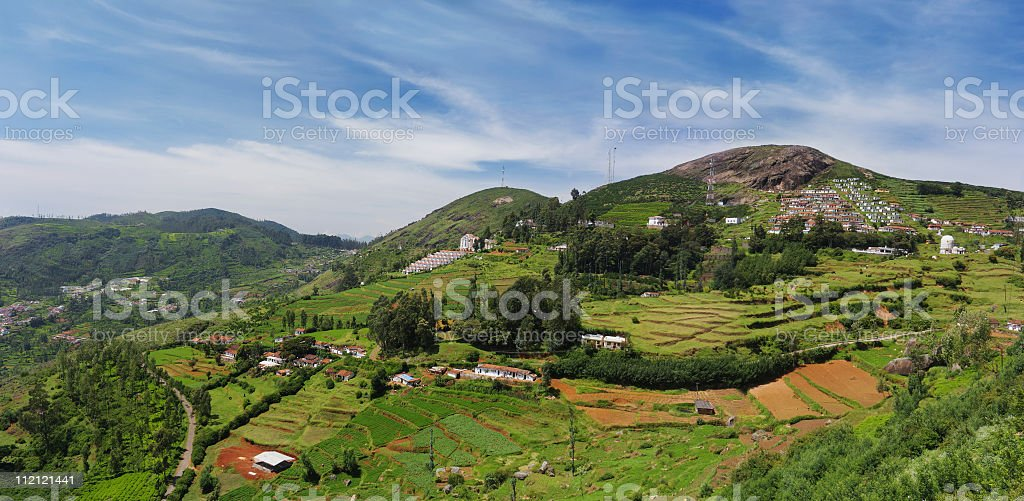 Beauty Of Ooty royalty-free stock photo