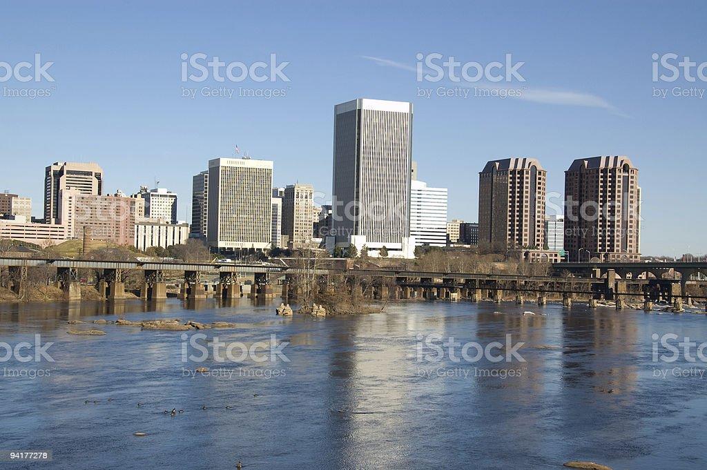 Beauty of Richmond royalty-free stock photo