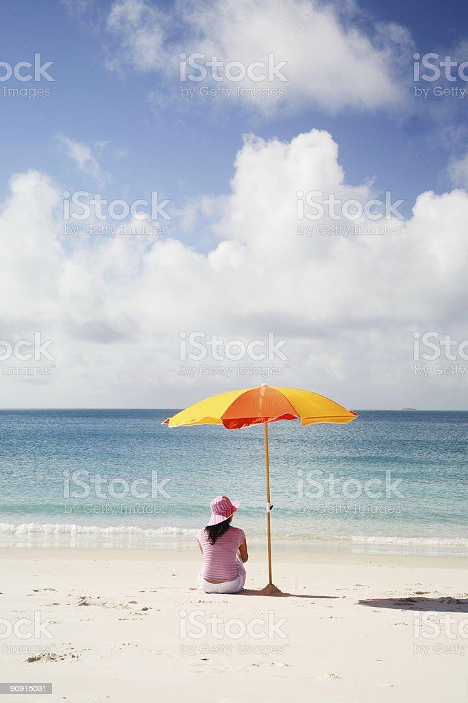Beauty of Whitsunday royalty-free stock photo