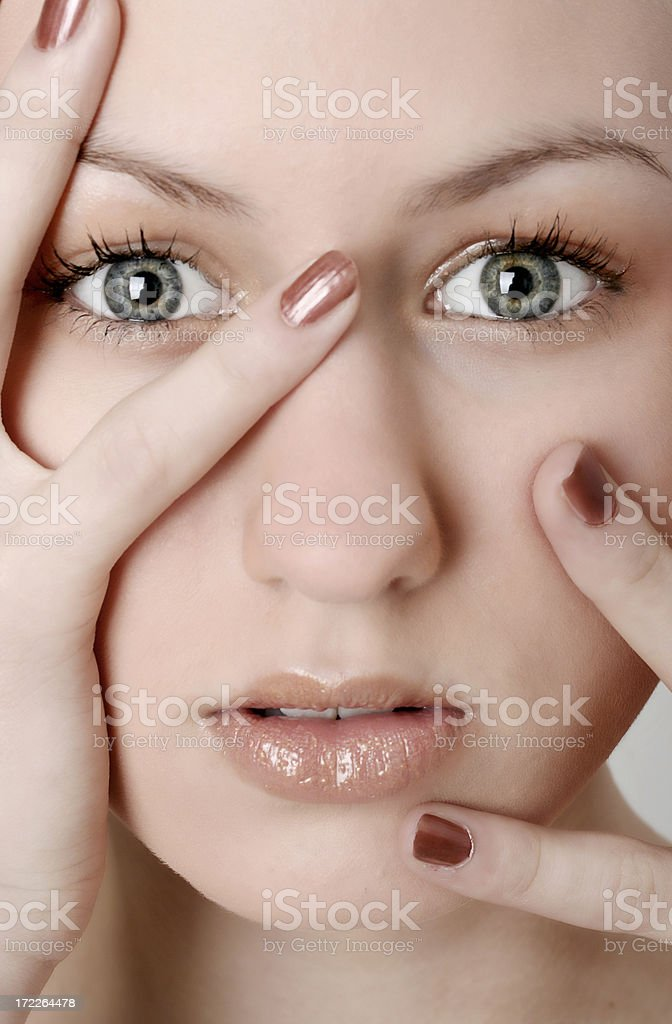 Beauty royalty-free stock photo