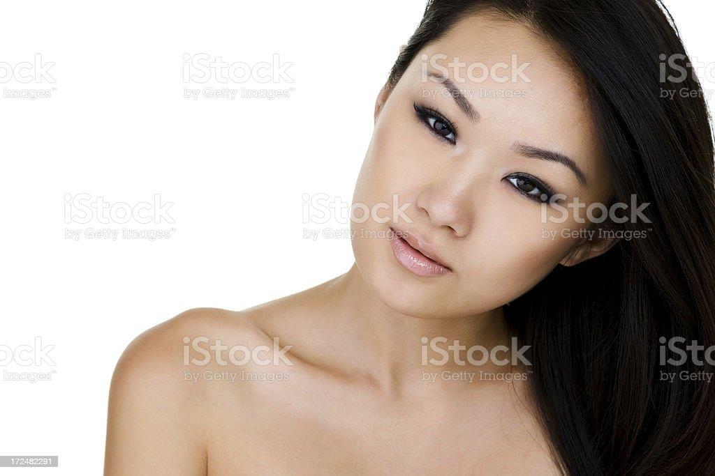 Beauty royalty-free stock photo