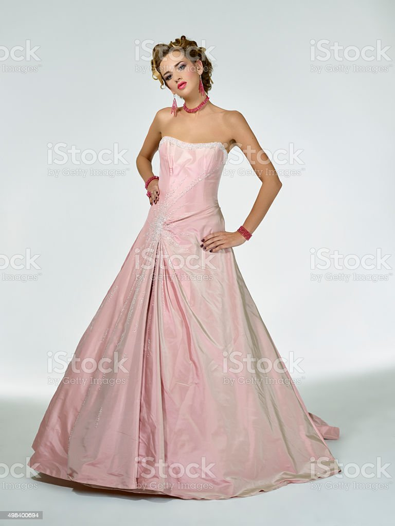 Beauty Pink stock photo