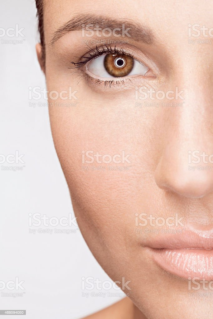 Beauty Portrait   Young Attractive  Dynamic women  Unique lifestyles  Original looks stock photo