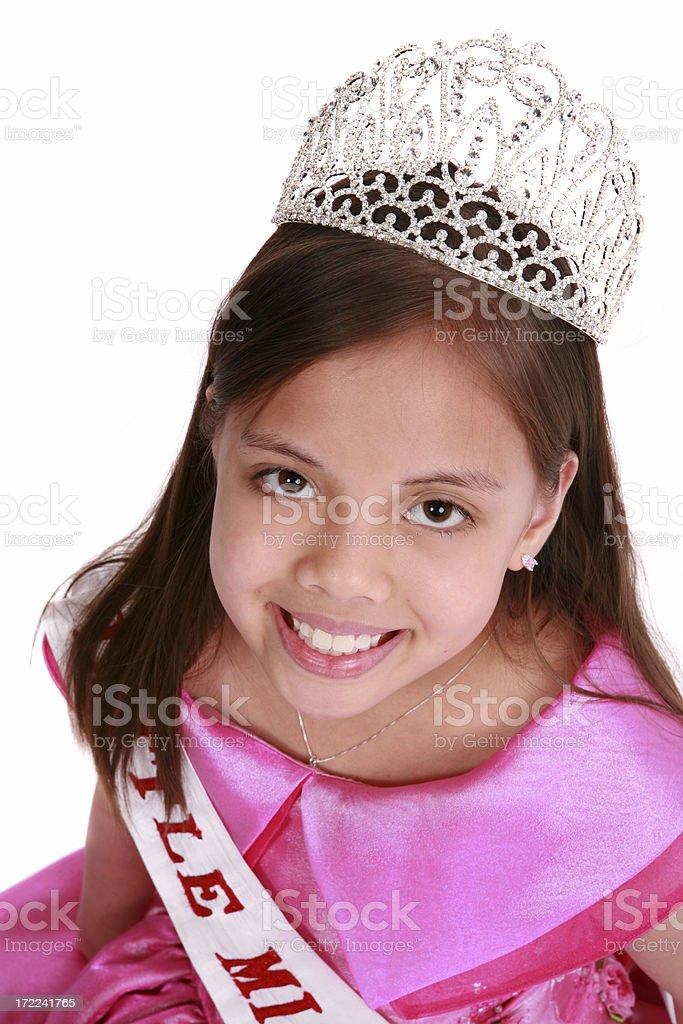 Beauty Queen stock photo