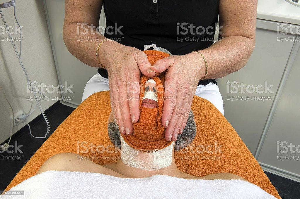 Beauty salon royalty-free stock photo