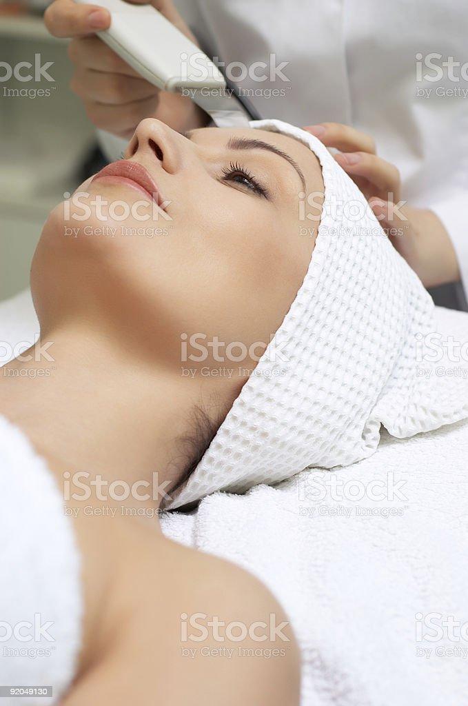 beauty salon series royalty-free stock photo