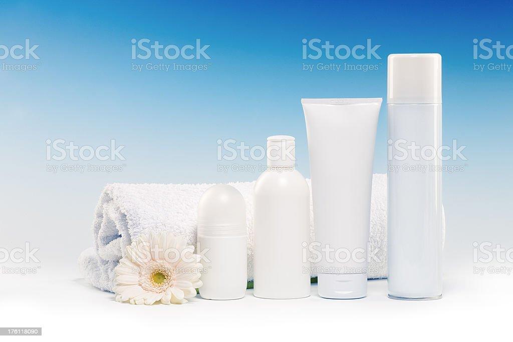 beauty set royalty-free stock photo