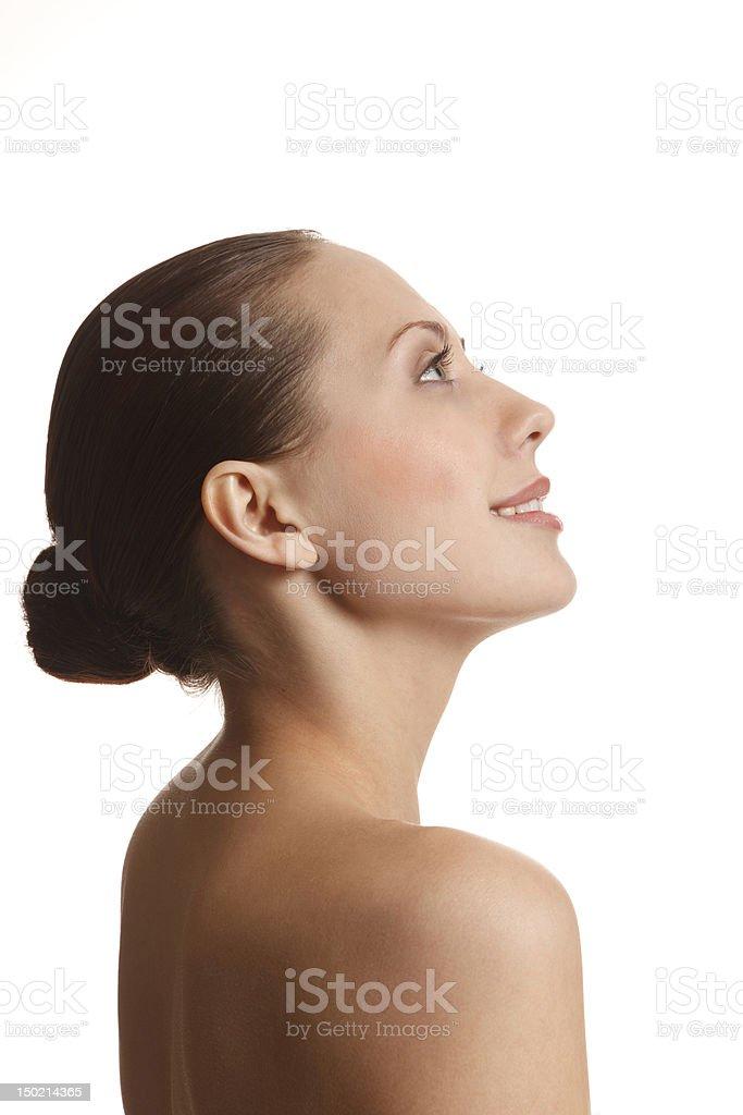 Beauty shoot royalty-free stock photo