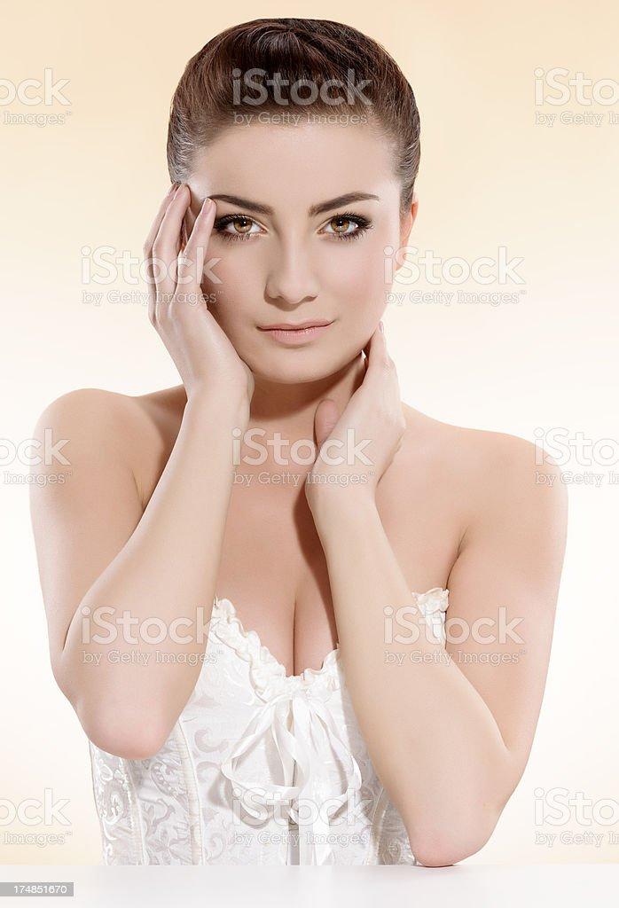 beauty shot royalty-free stock photo