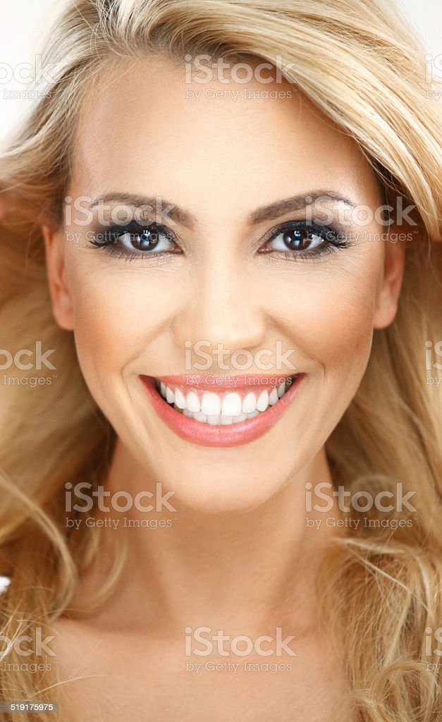 Beauty shot. stock photo