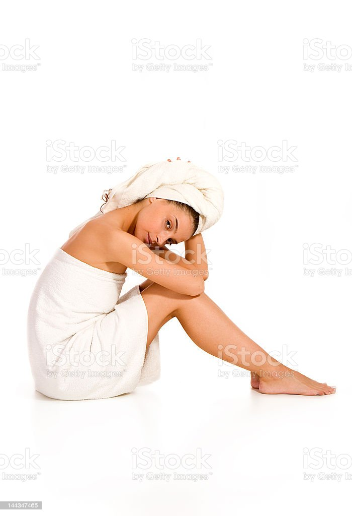 Beauty & Spa royalty-free stock photo