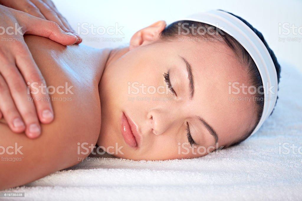 Beauty spa stock photo