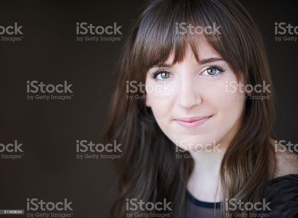 Beauty that's naturally perfect stock photo
