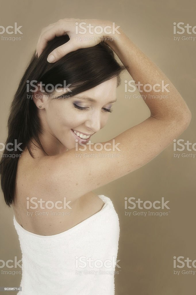 Beauty Time royalty-free stock photo