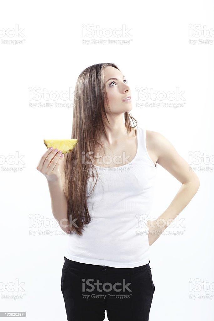 Beauty woman! royalty-free stock photo