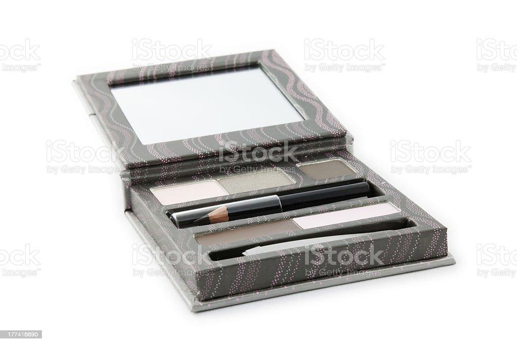 Beauty-case stock photo
