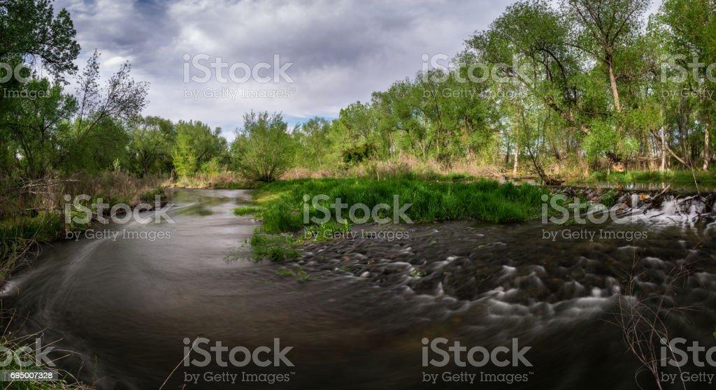 Beaver Dam stock photo