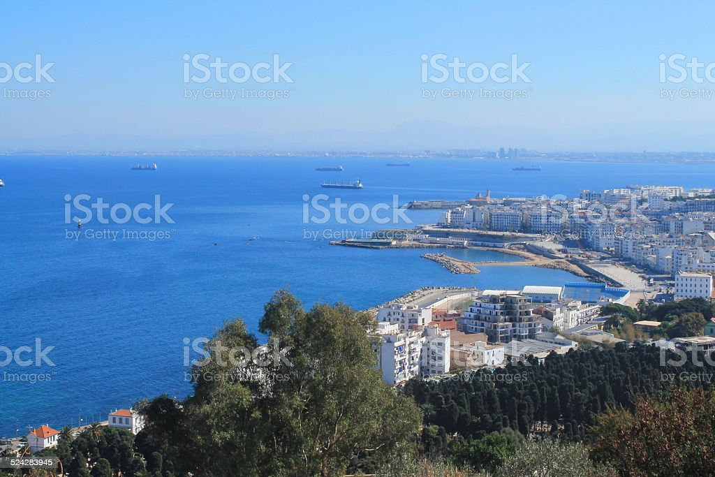 Beb El Oued ? Alger, Alg?rie stock photo