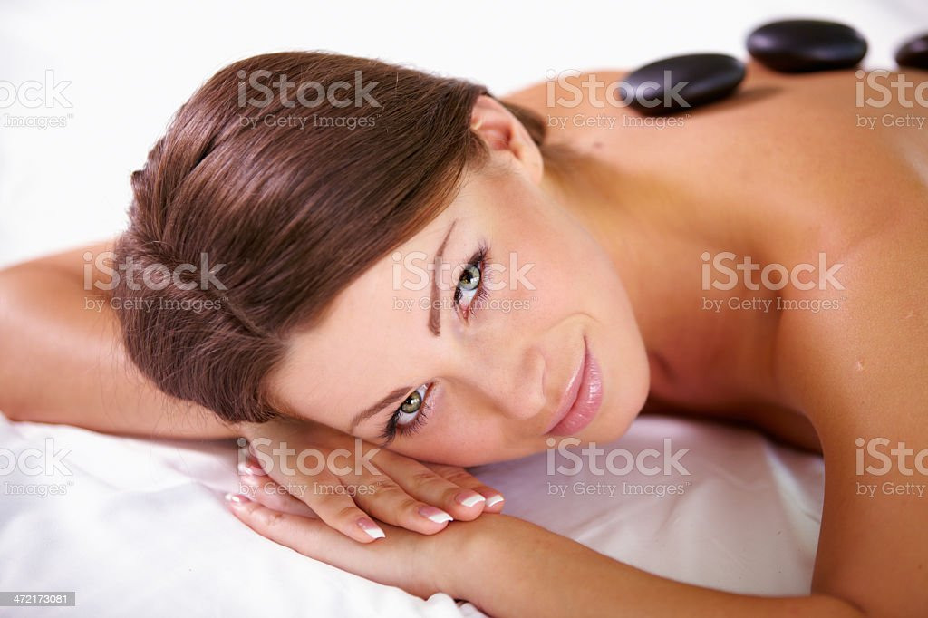 Because I'm worth it... royalty-free stock photo
