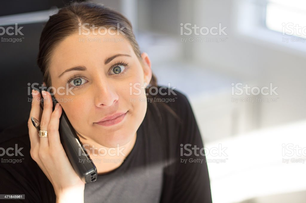 Because we care. royalty-free stock photo