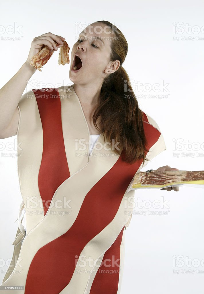 Becoming What You Eat? royalty-free stock photo