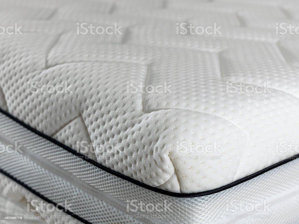 Bed Mattress stock photo