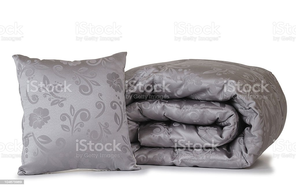 Bedding. royalty-free stock photo